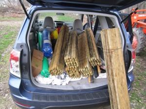 car load